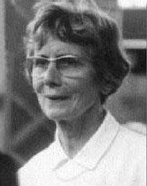 Yvette Cauchois, física | Efemérides | Mujeres con ciencia
