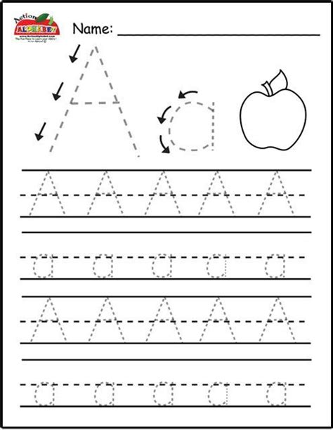 printable letter tracing so much alphabet activities and lesson plans tracing
