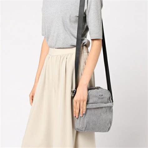 tas cantik 21350 light khaki anello tas selempang light suit bag khaki