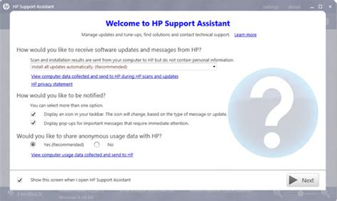 can not uninstall hp support assistant hp support forum hp notebook pcs testing and calibrating the battery