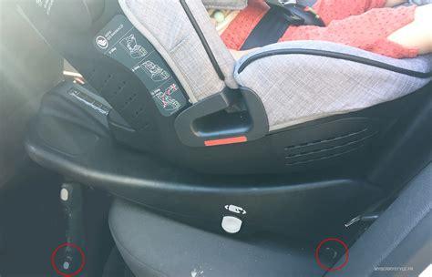 siege auto isofix crash test test du nouveau si 232 ge auto stages isofix de joie
