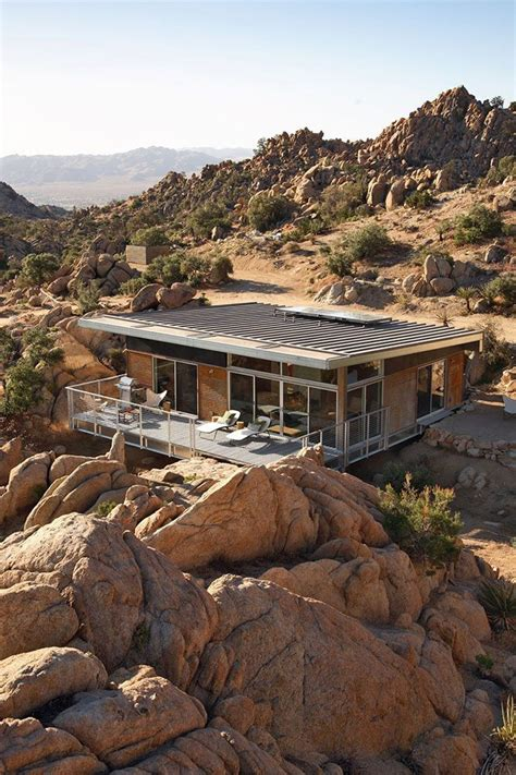 Cabins In Joshua Tree National Park by Adventure Journal Yucca Valley California