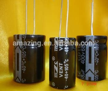 kapasitor non polar 0 22 uf 400 volt 6 8uf 400v non polar electrolytic capacitor price quality buy electrolytic capacitor
