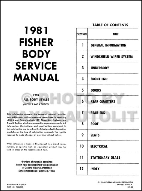 service repair manual free download 2000 cadillac eldorado electronic throttle 1981 cadillac body shop manual deville eldorado seville