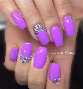 45 purple nail art ideas jeweblog