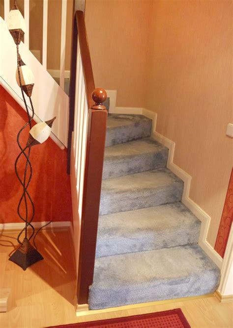 teppich stufen teppich treppe alt tischlerei schneider