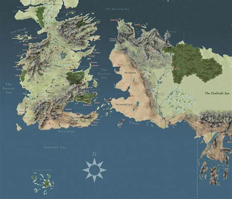 got map interactive of thrones map the awesomer