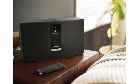 bedroom music system bose 174 soundtouch 20 series ii wi fi 174 music system black at crutchfield com