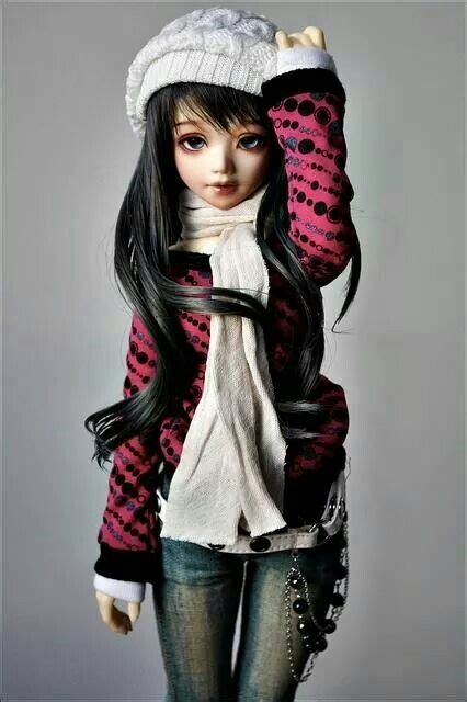 jointed doll magazine 26 best dollfie images on beautiful dolls
