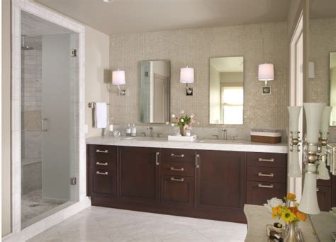 transitional style bathrooms a transitional style bathroom transitional interior
