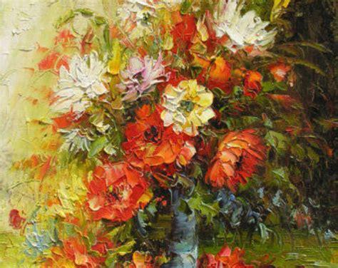 pittura fiori oltre 25 fantastiche idee su pittura di fiori a olio su