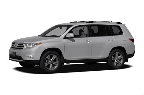 2012 Toyota Highlander Review 2012 Toyota Highlander Price Photos Reviews Features