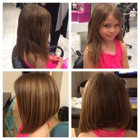 long bobs on kids how i style my stacked bob haircut hairstylegalleries com