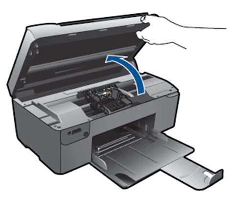Printer Hp B110 fixing print quality problems for the hp photosmart wireless e all in one printer series b110