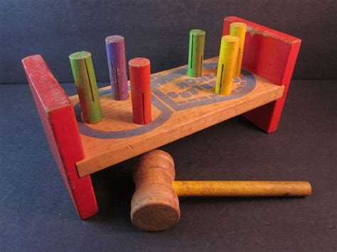 playskool cobblers bench w hammer still have toys from