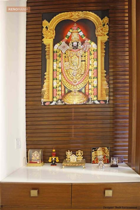 Puja Room Designs by This Navratri Design Your Puja Room Renomania