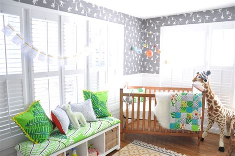 Decorating Ideas For Jungle Themed Nursery 5 Ideas To Get A Gorgeous Gender Neutral Eclectic Nursery