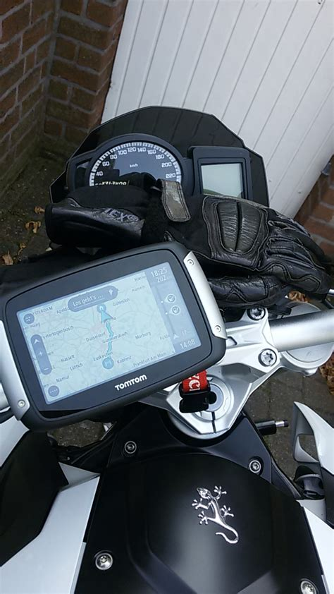 Motorradtouren Tomtom by Tsch 252 Ss Stra 223 Enkarten Hallo Tomtom Rider 400
