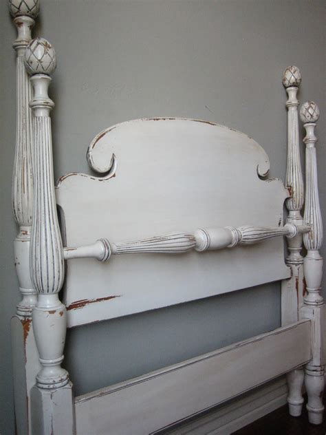 Pottery Barn Sleigh Bed European Paint Finishes Pineapple Twin Bed