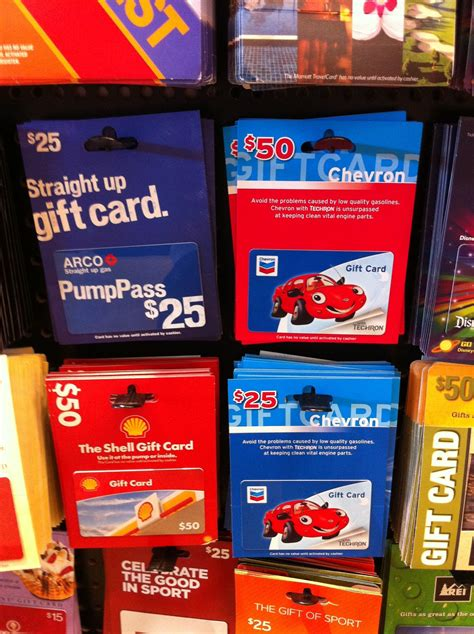 Gas Station Gift Cards - relentless financial improvement get rewarded for purchasing gas