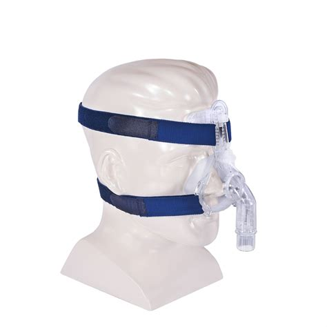 Most Comfortable Cpap Mask For Side Sleepers by Somnoplus Nasal Cpap Mask With Headgear By Devilbiss Active Sleeper Hair For Gel