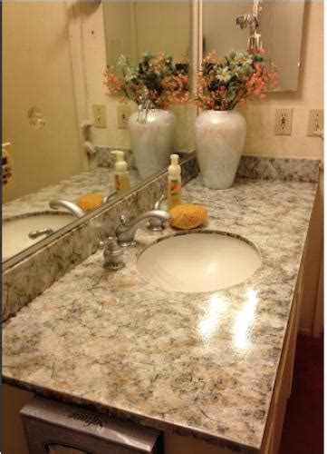 resurfacing bathroom countertops diy giani bathroom countertop doityourself com