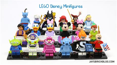 Mini Figure 1 review lego disney minifigures