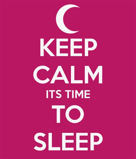 keep calm its time to sleep poster casey keep calm o matic