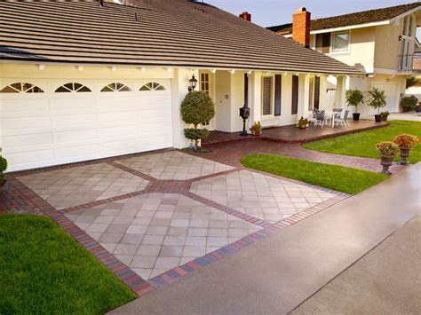 system pavers 8 best images about front yard drives and sidewalks on