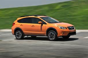 Subaru Crosstrek Weight 2013 Subaru Xv Crosstrek 2 0i Limited Test Motor Trend