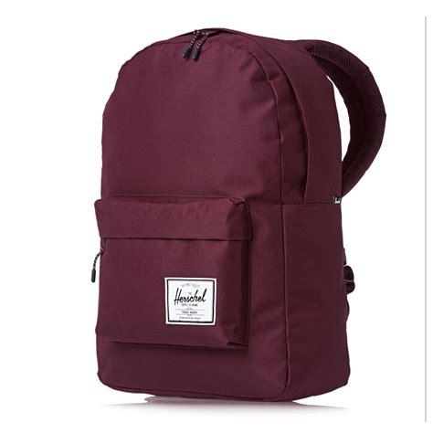 Backpack Herschel herschel classic backpack wine free uk delivery