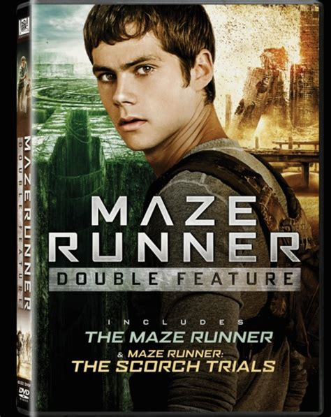 film maze runner dvd maze runner boxset 2 disc dvd movies tv online raru