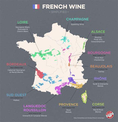 Vine West map vineyards