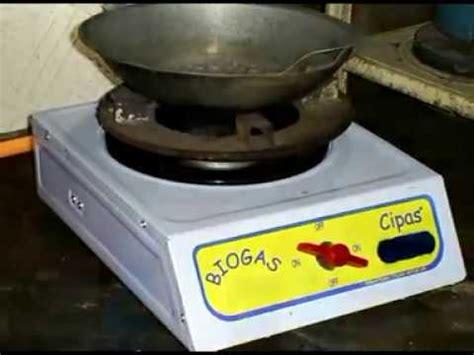 Kompor Biogas biogas indonesia biodigester limbah organik energi