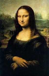 Leonardo da Vinci Mona Lisa Painting 50% OFF