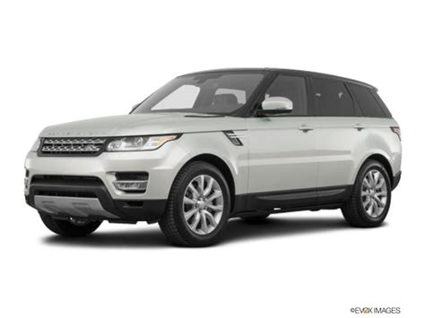 2017 land rover range rover sport prices incentives
