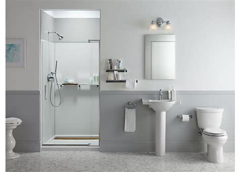 Kohler Bathroom Catalog Choreograph Shower Wall And Accessory Collection