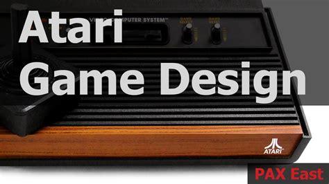 game design youtube atari game design youtube