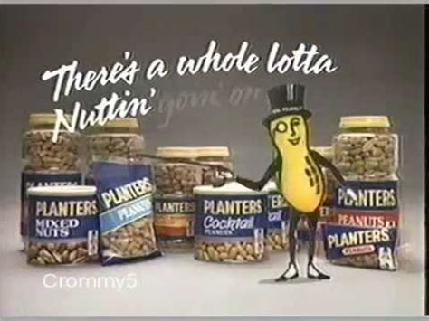 1988 planters peanuts commercial youtube