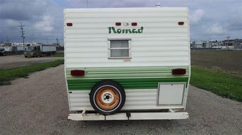Layton Travel Trailer Floor Plans 1978 nomad camper images frompo