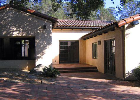 santa barbara spanish style small homes santa barbara santa barbara california before after spanish hacienda