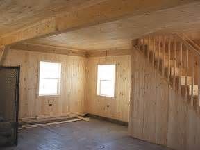 how to finish the inside of a pole barn inside of finished pole barn barn shown with finished