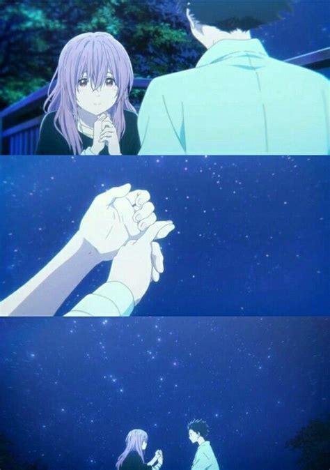 koe no katachi 166 best koe no katachi images on anime