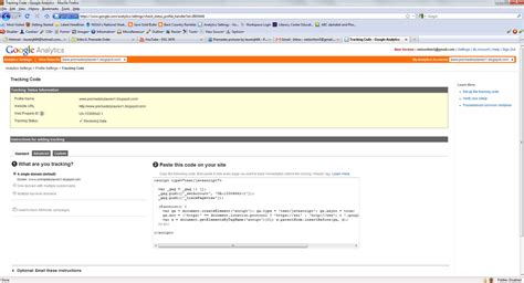 video tutorial google analytics tutorial reinstalling google analytics designer blogs