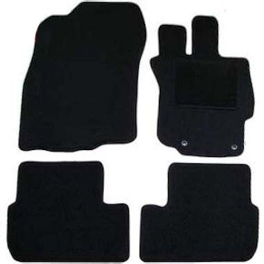 Lancer Floor Mats by Mitsubishi Lancer 2008 Onward Car Mats By Scm