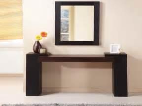 Entryway Console Table Ideas » Home Design