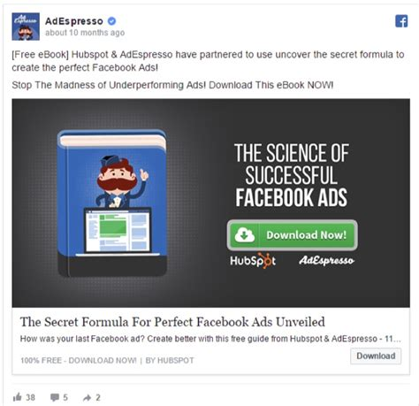 fb ads gratis gregory ware digital marketing blog
