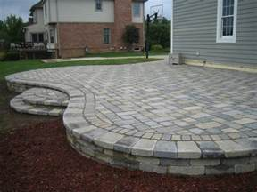Pavers Patio Cost Brick Pavers Canton Plymouth Northville Novi Michigan Repair Cleaning Sealing