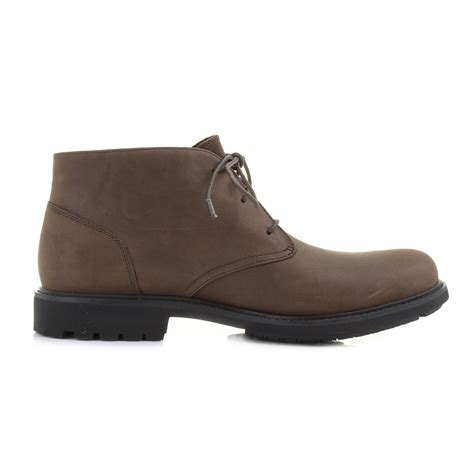 mens brown leather timberland boots mens timberland earthkeepers stormbuck chukka brown