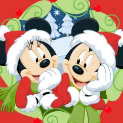 minnie and mickey mouse christmas disney mickey en